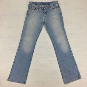 Lucky Brand Blue Jeans Wonder Jean Light Wash